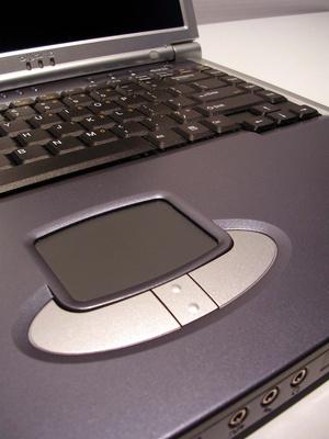 Cómo arreglar un botón izquierdo del ratón Stuck y prensado en un ordenador portátil