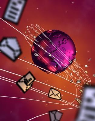 Cómo cambiar la hora correcta para la recepción de correos electrónicos