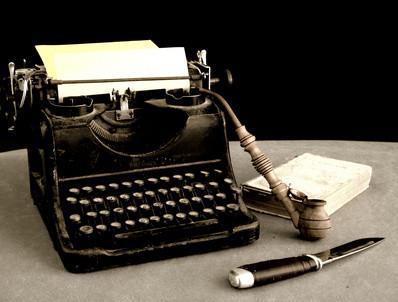 Cómo usar Photoshop para que el texto debe ser viejo como si viniera de una máquina de escribir vieja