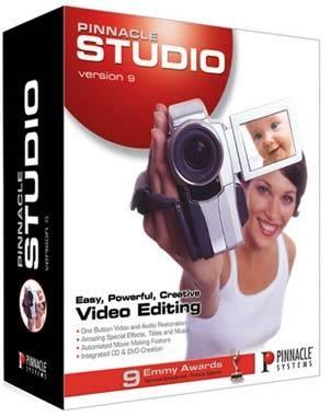 Cómo abrir un archivo de vídeo en Pinnacle