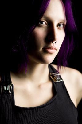 Cómo cambiar mi pelo y color de ojos en una foto en línea