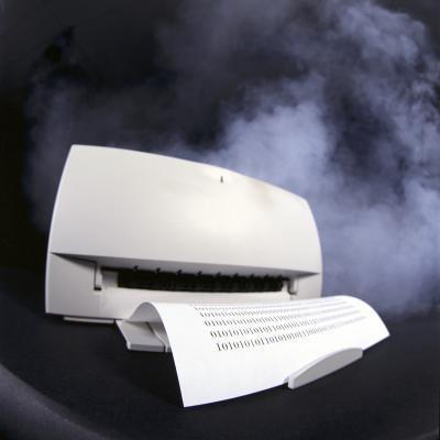 Forma rápida de añadir impresoras de red en un Mac