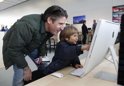 ¿Una Mac viene con la cabina de la foto o qué tienes que configurarlo en?