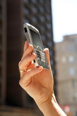 Cómo corregir los errores en un BlackBerry Pearl con las páginas Web que son demasiado grandes