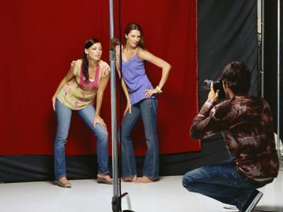 Cómo editar Fotos del modelo
