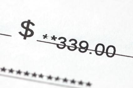Cómo imprimir cheques con el software