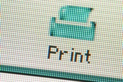 Cómo agregar una impresora a la barra de herramientas en Office 2007