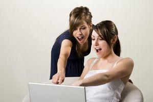 Cómo redireccionar un Blogspot El hogar de una página diferente