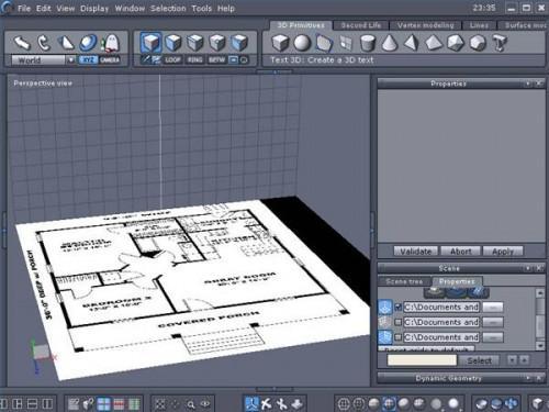 Cómo construir un virtual Detrás de las paredes