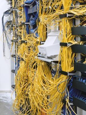 Terminación de cable Cat 6