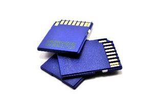 Cómo instalar programas en una tarjeta de memoria SD Uso de Windows XP