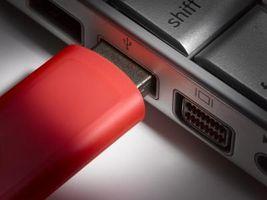 Cómo transferir videos Real Player a una unidad flash USB