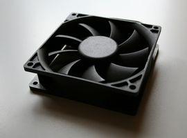Cómo reemplazar un ventilador de la CPU en un HP N5470
