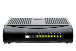 Cómo configurar un módem por cable de Motorola para una conexión Ethernet