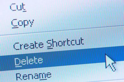 Cómo quitar el icono de Internet Explorer desde el escritorio de Windows Vista