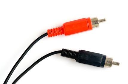 Como entrada de audio con un puerto USB