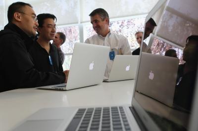 Cómo activar el sonido en un MacBook