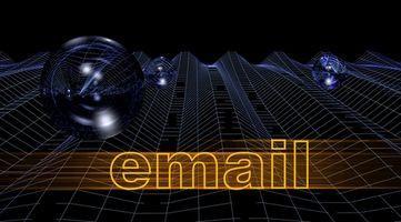 Cómo buscar los archivos de correo electrónico