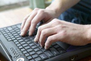 Cómo probar un teclado portátil