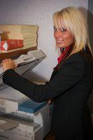 Cómo enviar fax un E-Mail a la máquina de fax