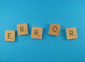 Cómo reparar los errores de DLL Ntdll