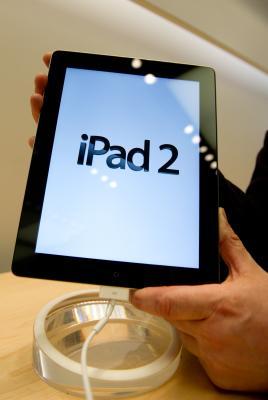 Cómo leer archivos PDF en iBooks en el iPad 2