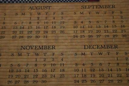 ¿Cómo hacer un calendario Java Script para una página web