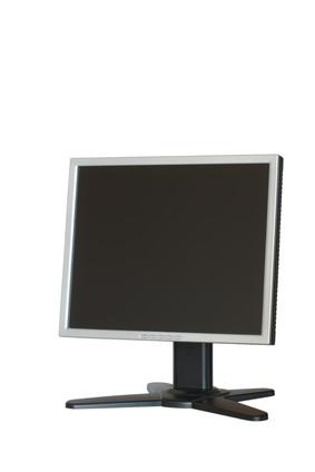 Cómo reparar una base del monitor LCD