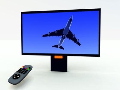 Cómo configurar televisión de alta definición como un monitor
