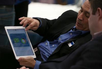 Puede actualizar el disco duro en un iPad de Apple?