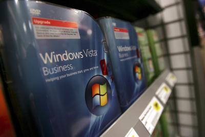 Cómo volver a cargar Windows Vista sin perder datos