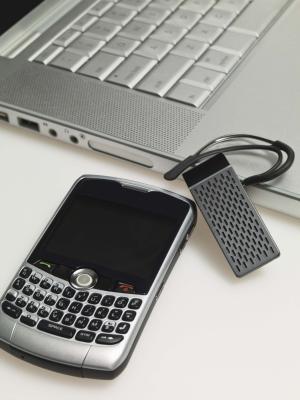 Cómo conectar un teléfono Bluetooth para Vista