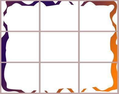Cómo crear una plantilla del marco en Photoshop - Seabrookewindows.com