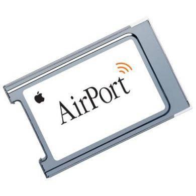 Cómo instalar una tarjeta AirPort en un G4 Titanium