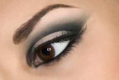 Cómo Photoshop maquillaje de ojos