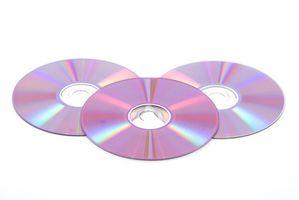 Cómo grabar archivos en un DVD Con UltraISO
