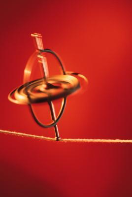 ¿Qué es un giroscopio para el IPAD se utiliza?