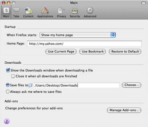 Cómo comprobar la configuración del navegador