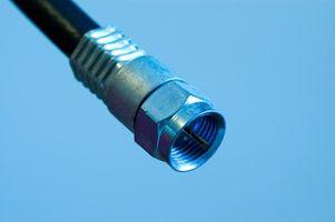 Los principales tipos y usos de los cables coaxiales