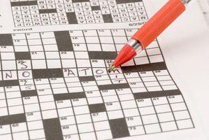 Cómo hacer un crucigrama con Excel