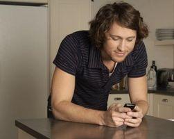 Cómo enviar mensajes de texto desde un teléfono a una página web