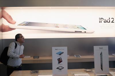 Cómo transferir fotos guardadas desde un iPad