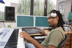 Cómo grabar archivos de audio con Adobe Soundbooth