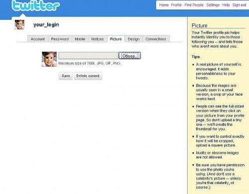 Como hacer un avatar animado fresco Twitter
