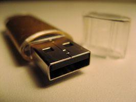 Cómo hacer que Windows Vista Ver Cualquier unidad flash USB como un disco local
