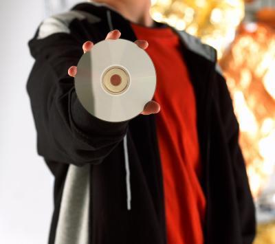 Cómo limpiar los CD-ROM