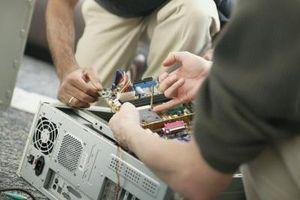 Cómo actualizar una placa base y la CPU en un escritorio