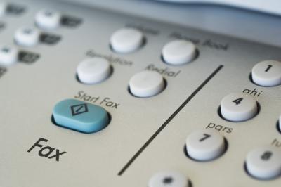 Cuáles son las causas de Ilegible faxes?