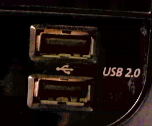 USB para la conversión de serie