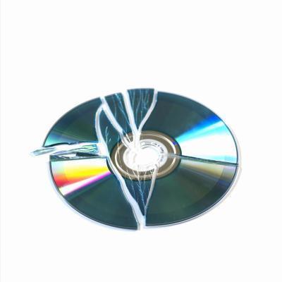 Cómo recuperar un CD roto